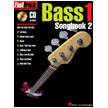FastTrack Bass Songbook 2 - Level 1 (HL00695368)