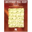 Contemporary Music Theory - Level One (HL00220014)