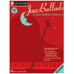 Jazz Ballads - Jazz Play-Along Vol.4 (HL00841691)