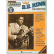 B.B. King - Blues Play-Along Volume 5 (HL00843172)