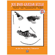 Joe Pass Guitar Style (alf00-14165)
