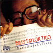 CD / Billy Taylor Trio - Music Keeps Us Young