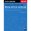 Classical Studies for Pick-Style Guitar - Volume 1 (BP/HL50449440)