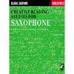 Creative Reading Studies for Saxophone (BP/HL50449870)