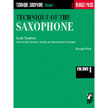 Technique of the Saxophone - Volume 1 (BP/HL50449820)