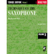 Technique of the Saxophone - Volume 3 (BP/HL50449840)