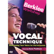 DVD / Vocal Technique (BP/HL50448038)