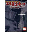 240 2-Bar Jazz Guitar Riffs (MB99769)