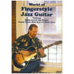 World of Fingerstyle Jazz Guitar (MB13064DVD)