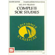 Complete Sor Studies for Guitar (MB95110)