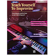 Teach Yourself to Improvise at the Keyboard (alf00-16608)