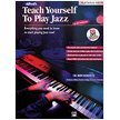 Teach Yourself to Play Jazz at the Keyboard (alf00-17237)