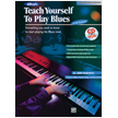 Teach Yourself to Play Blues at the Keyboard (alf00-16885)