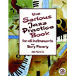 The Serious Jazz Practice Book (SH157)
