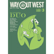 WAY OUT WEST vol.96/2017年3月号